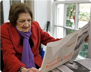 Helen Thomas: Israel should get that Hamas was chosen democratically