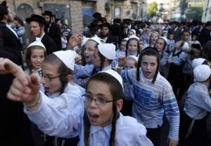 charedische joden