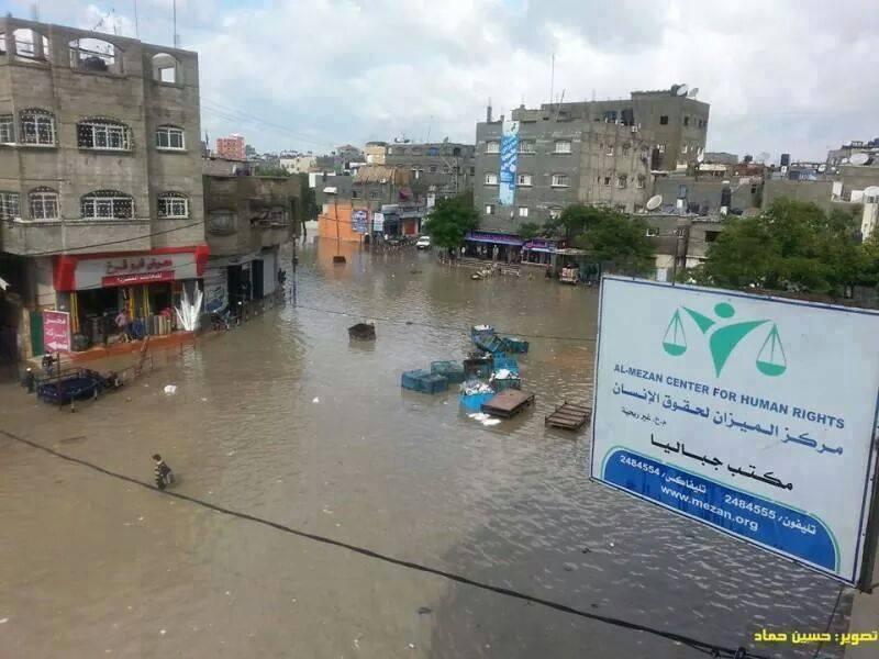 gaza human rights water