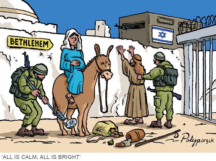 polyp_cartoon_israel_palestine_gaza_bethlehem_wall11