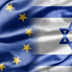 Israel-EU-flags